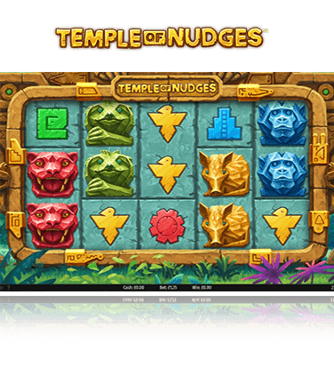 Temple of Nudges Game