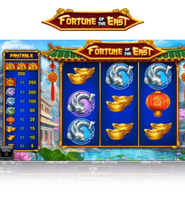 Play East Bay Fortune Slots Here For Free