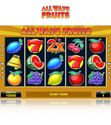All Ways Fruits Preview
