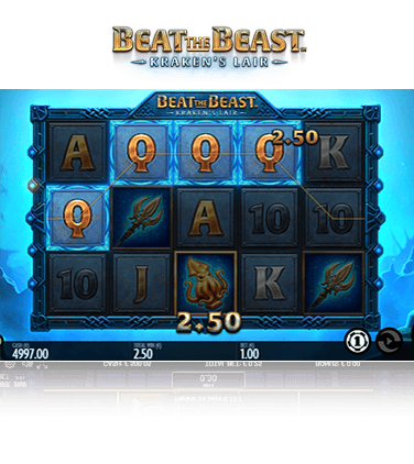 Beat The Beast Krakens Lair Game