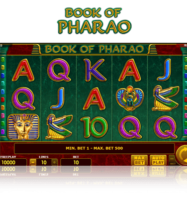 Book Of Pharao Preview