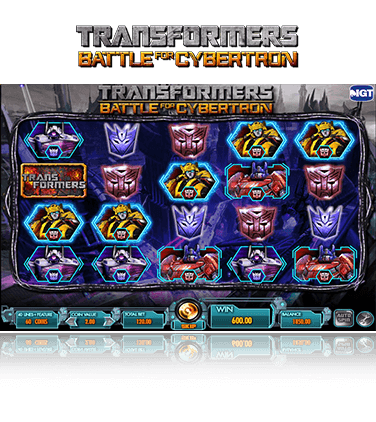 Transformers: Battle for Cyberton game
