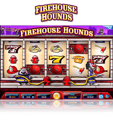Firehouse Hounds game