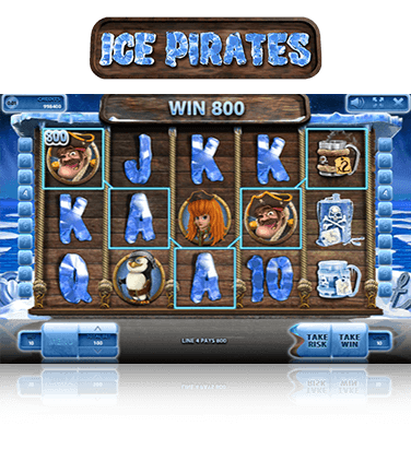 Ice Pirates Preview