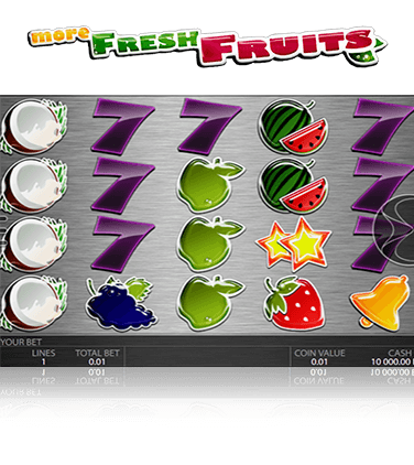 More Fresh Fruits Preview