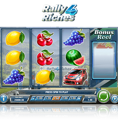 Rally 4 Riches Preview