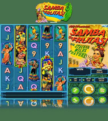 Spiele Samba De Frutas - Video Slots Online