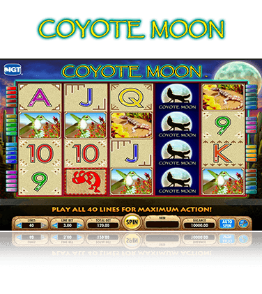 Coyote Moon Game