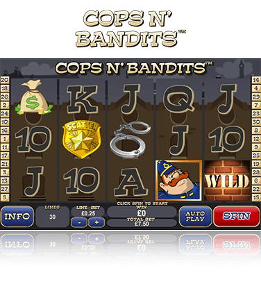 Cops N' Bandits Game