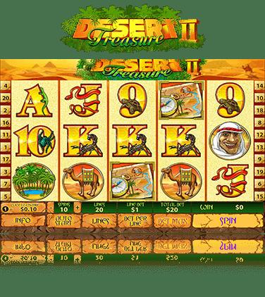 Desert Treasure 2