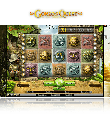 Gonzos Quest Game