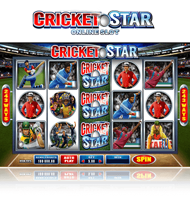 Cricket Star Game