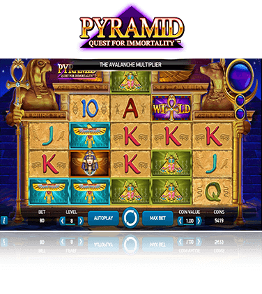 Pyramid: Quest for Immortality game