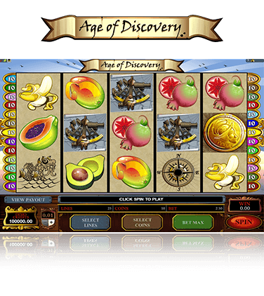 Age of Discovery Game