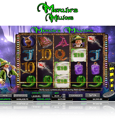Spiele MerlinS Millions Superbet - Video Slots Online
