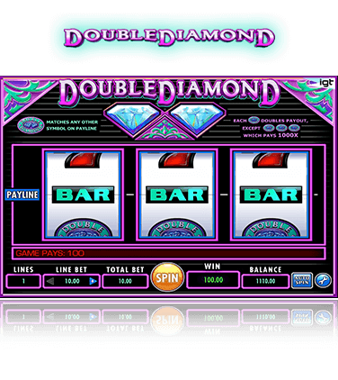 Double Diamond game
