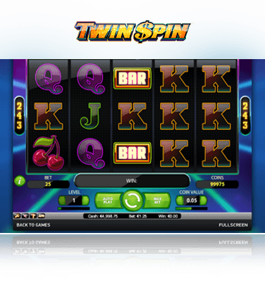 NetEnt Twin Spin Game