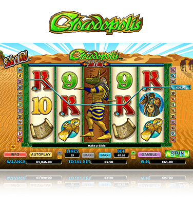 Crocodopolis game