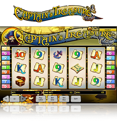 Captain's Treasure Game