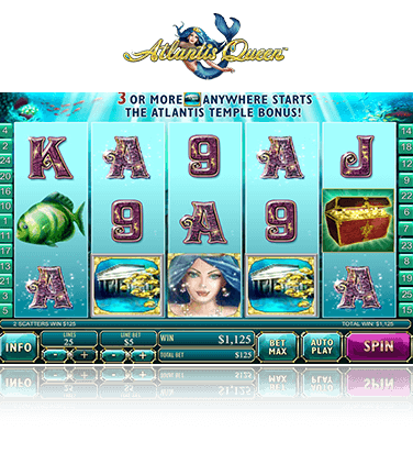 Atlantis Queen game