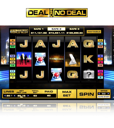 Play Deal Or No Deal For Real Money