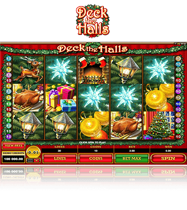 Deck The Halls Game