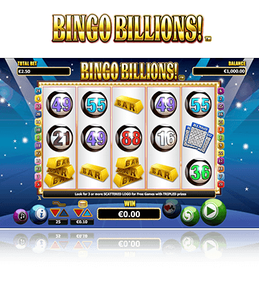 Bingo Billions Game