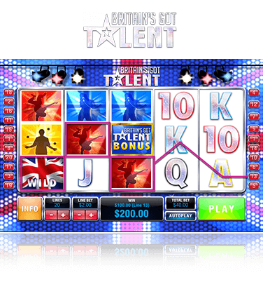 Britain's Got Talent game