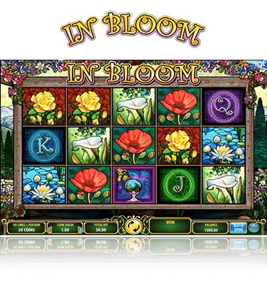 In Bloom Game
