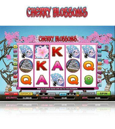 Cherry Blossoms Game