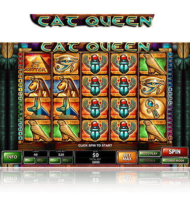 Cat Queen Game