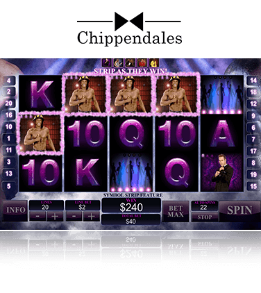 Chippendales game