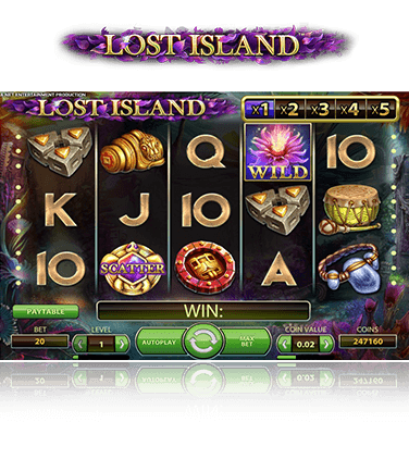 Lost Island Game