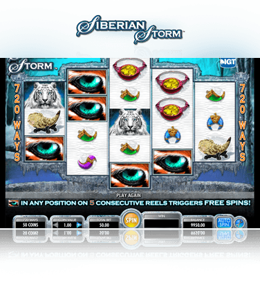 Money Storm Casino Instant Play