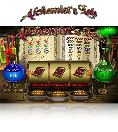 Alchemists Lab Game