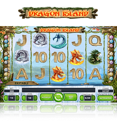 Dragon Island Game