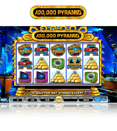 The 100,000 Pyramid Game
