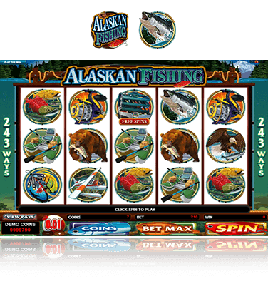 Alaskan Fishing Game