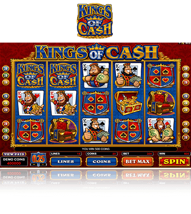 Kings of Cash game