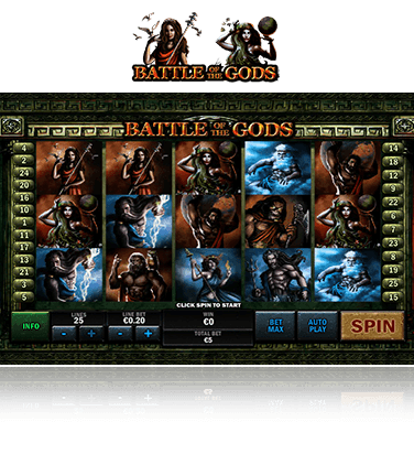 Battle of the Gods Game