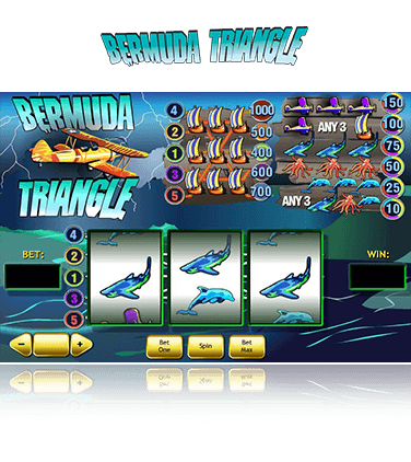 Bermuda Triangle game