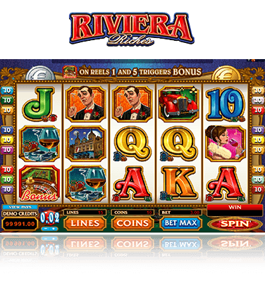 Riviera Riches Game