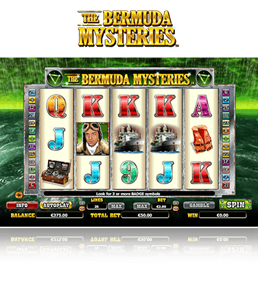 The Bermuda Mysteries Game