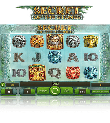 The Secret of the Stones game