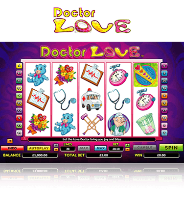 Doctor Love Game