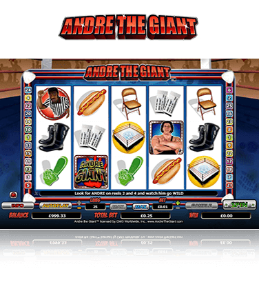 Andre the Giant game