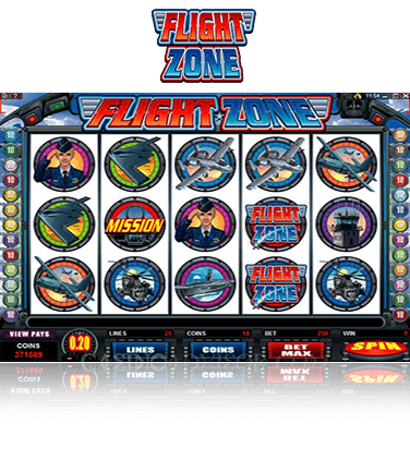 Flight Zone Game