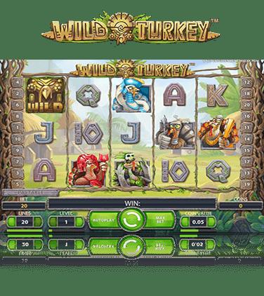 Wild Turkey Games