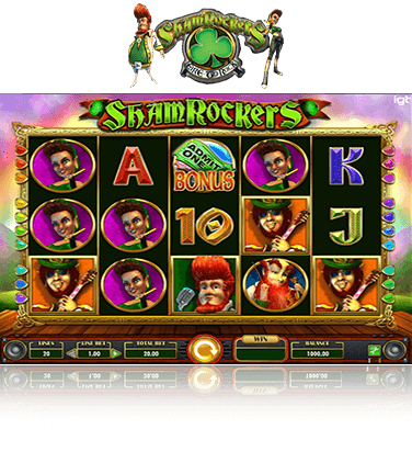 Shamrockers Game