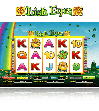 Irish Eyes Game